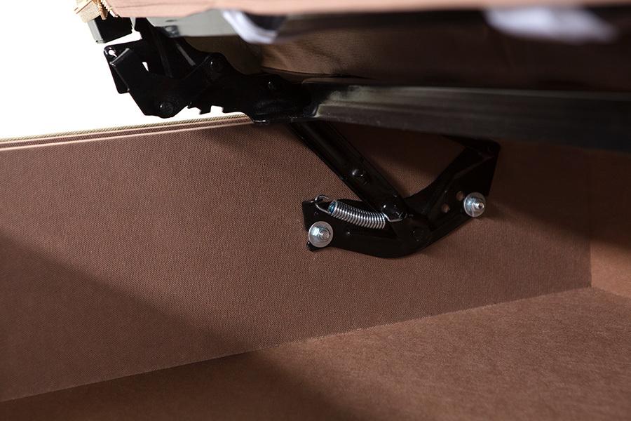Ортопедичний диван «Марк». Механізм трансформації «Клік-Кляк»