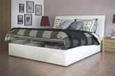 Кровать Сомье «Глория», 160х200 (190) см, Seatle