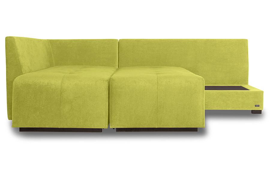Ортопедичний кутовий диван «Габріель», queens. Найбільше спальне місце