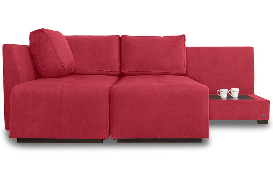 Ортопедичний кутовий диван «Габріель», Matrix. Найбільше спальне місце