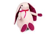 Декоративна подушка-іграшка Венето «Кролик», 54x64x40