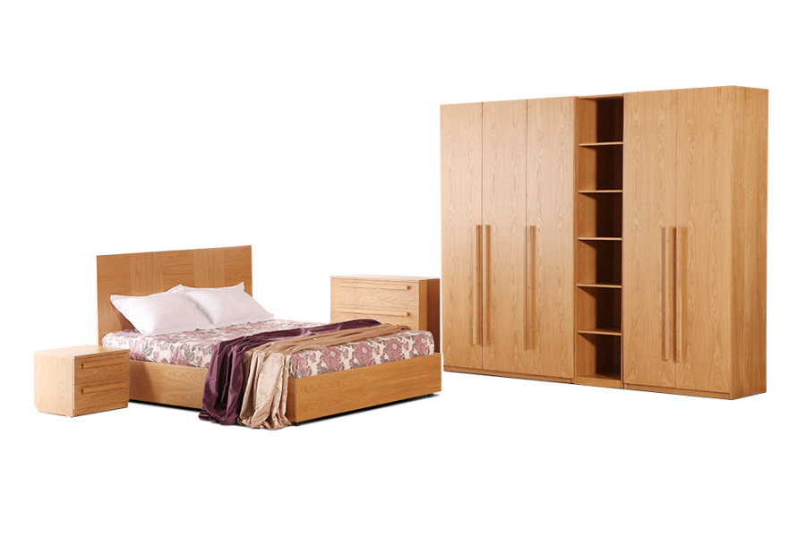 Ліжко «Агнес». Спальний гарнітур «Агнес».