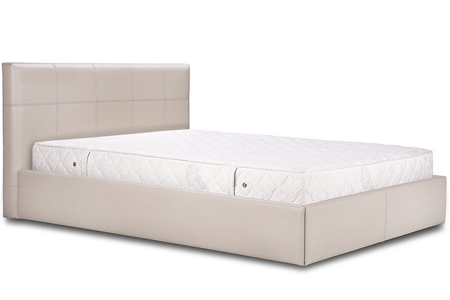 Ліжко Сомье «Наомі», 180х200 (190) см, seatle