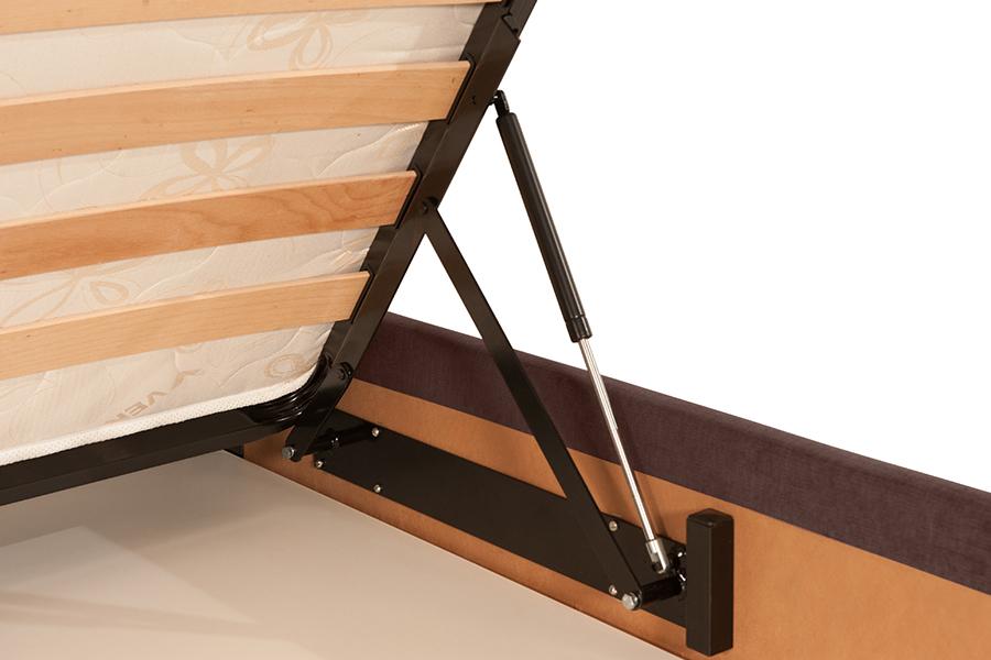 Ліжко Сом'є «Олівія»