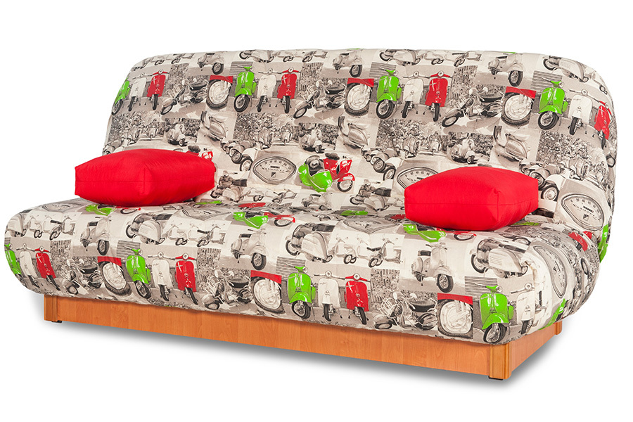 Ортопедичний диван «Самба», стандарт, Lonet Vespa