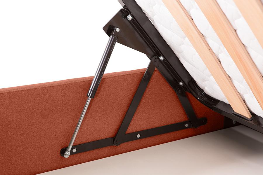 Ліжко Сом'є «Юніті», модель А4