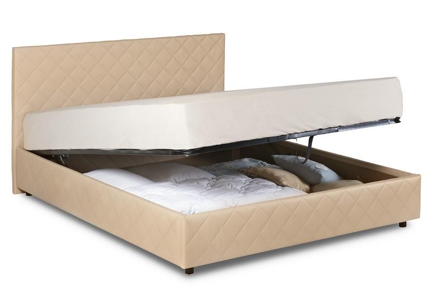 Кровать с подъемным механизмом Сомье М3, 140х200, танго - Изготовление заказа 72 часа
