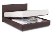 Ліжко з підйомним механізмом Сом'є М3, 140х200, ТАНГО 1113