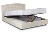 Ліжко з підйомним механізмом Сом'є М2, 140х200 см, ТАНГО 1115 - Виготовлення замовлення 72 години