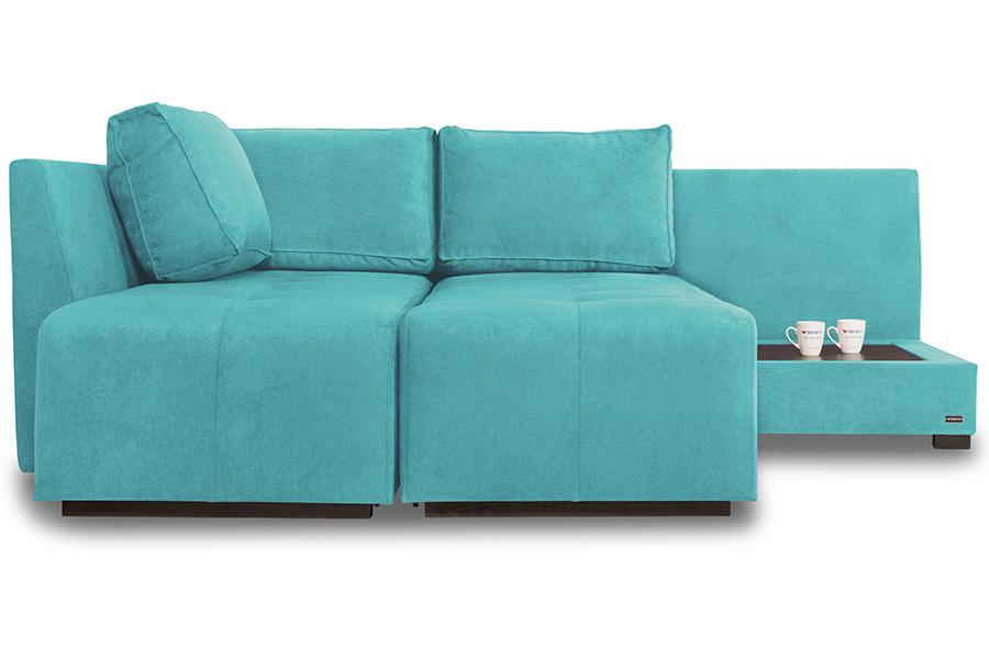 Ортопедичний кутовий диван «Габріель», magelan. Найбільше спальне місце