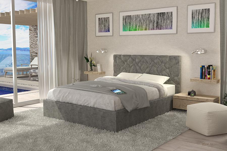 Ліжко Сом'є «Магнолія»