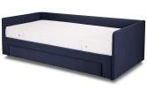 Ліжко Сом'є «Юніті», модель С7, 90х200 (190) см, matrix