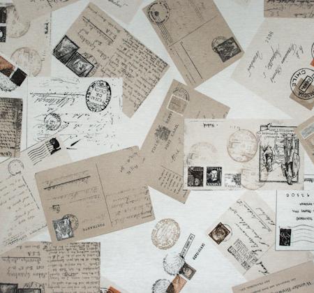 Лонет Postcard